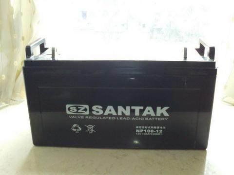 山特蓄电池