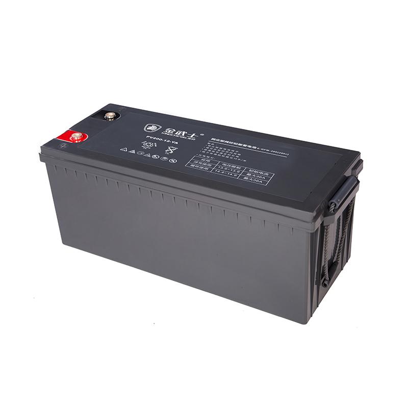 金武士 PV200-12-YA蓄电池